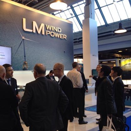 LM Wind Power Augmented Reality App | Intertisement